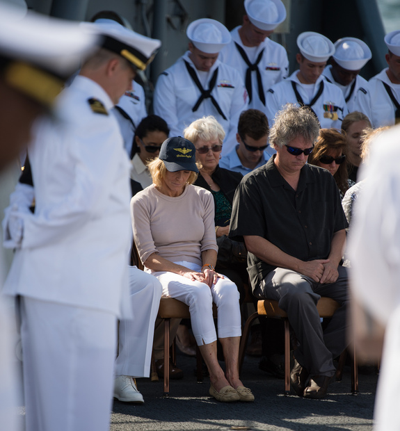 My Daily Kona: Neil Armstrong burial at sea...